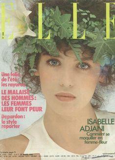 Isabelle Adjani photo 39 of 222 pics, wallpaper - photo - Isabelle Adjani, Camille Claudel, Elle Magazine, Magazine Covers, World Most Beautiful Woman, French Beauty, Asian Makeup, Princess Caroline, French Actress