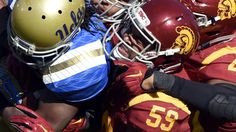 Second USC defender has been suspended for showdown with Alabama