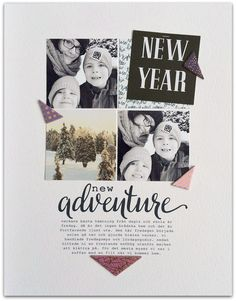 New Year, New Adventure by Rockermorsan at @studio_calico