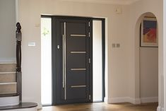 Discover the Origin range of front doors - expertly engineered with premium-grade aluminium to provide security & thermal efficiency. Garden S, Home And Garden, Tall Cabinet Storage, Locker Storage, Entry Doors, Front Doors, Ral Colours, Folding Doors, Puertas