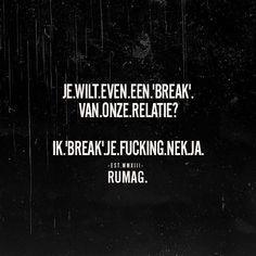 Break #rumag