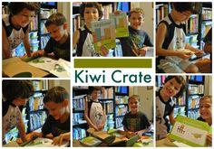 Kiwi Crate Open Box