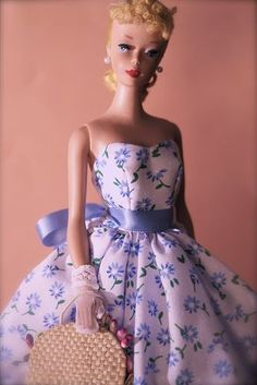 The 1961 booklet is the last to have Ponytail Barbie. Description from indulgy.com. I searched for this on bing.com/images
