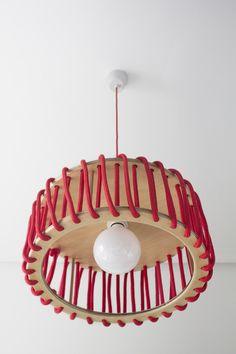ROPE PENDANT LAMP MACARON | EMKO UAB