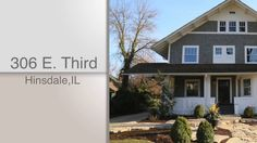 Dawn McKenna, @coldwellbanker, and HiRez Productions present 306 E. Third in Hinsdale, IL.
