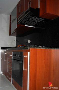 Remodelación de Cocinas Integrales Modernas. Bogotá, Colombia. DECOAMBIENTES. Tels : 3000981 - 317 8931408 http://www.decoambientes.co/