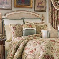 Croscill Cottage Rose Comforter Set Comforter Sets