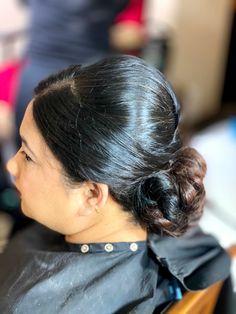 Bridesmaids Hairstyles, Bridesmaid Hair, Pearl Earrings, Pearls, Hair Styles, Jewelry, Fashion, Hair Plait Styles, Moda