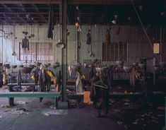 Welfare Room - Bethlehem Steel, Milky Way, Fine Art Gallery, Abandoned, Container, Photography, Brain, Room, China