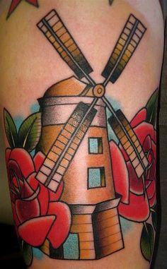 windmill tattoo http://www.lastsparrowtattoo.com/gallery/files/6/3/img_6303.jpg