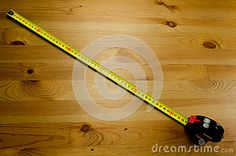 DIY tool, concept image with meter on wooden background