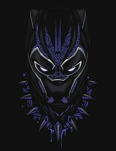 Black Panther, T & # Challa - Marvel Marvel Avengers, Hero Marvel, Marvel Fan, Marvel Dc Comics, Captain Marvel, Black Panther Marvel, Black Panther Art, Black Art, Black Pantha