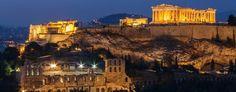 Ateny -  najpopularniejszy cel turystycznych wypraw
