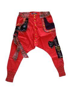 Harem pants. Street wear. Get the style: www.cladu.fi