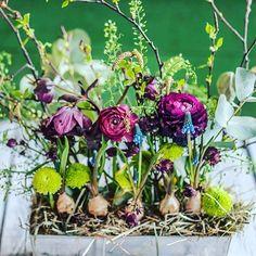Nybloggat om hur man låter ett blomsterarrangemang leva vidare  #blomsterinspiration #blomsterarrangemang #blommor #instaflower #instablooms #blommor #blomsterverkstad #bloggblomsterverkstad