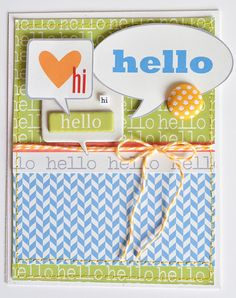 Card by Wendy Sue Anderson using Lily Bee Design Pinwheel #cards #lilybee #lilybeedesign