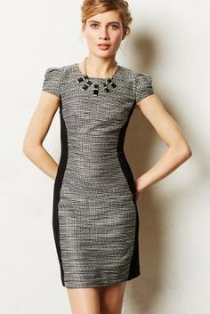 Shimmered Hourglass Sheath