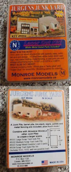 Micro-Trains 00102052 N 2004-1 Underslung Short Shank Body Mount Couplers 2 pair