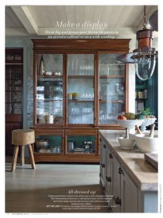 Kitchen vintage unti