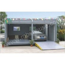 Marvelous Prefab Car Garage Container Carport,Storage Container In Cheap Price .