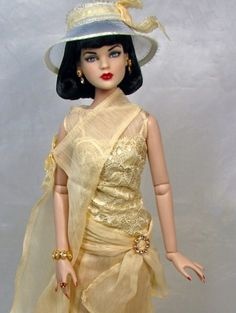"""#pinned #dollchat ^kv new to dollduels.com """"Knave Cami - Wearing a 20s gown from the Age of Innocence."""""""
