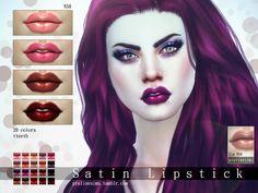 Pralinesims' Satin Lipstick | N50