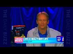 The Daily BUZZ | MonaVie's Mark Macdonald Interviewed by Andrea Jackson - YouTube