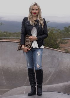 Clare V. Leopard Fold Over Clutch_-4