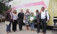 Inician Corazón Rosa, DIF Estatal y SSO Semana de mastografía gratuita