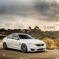 Nice BMW 2017: BMW M3 F80... Car24 - World Bayers Check more at http://car24.top/2017/2017/02/01/bmw-2017-bmw-m3-f80-car24-world-bayers/