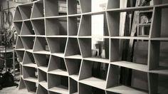 Imotiu electric bookcase