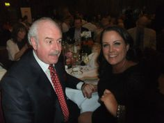 ORM Founder Dr Suzanne O'Connell meeting the amazing Mr Marty Whelan Awards, Spirit, Couple Photos, Couples, Amazing, Couple