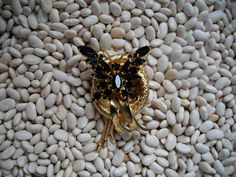 """SOLD """"The Black Butterfly"""""""