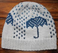 ISSUEdf16 ** Rain Go Away : Knitty.com - Deep Fall 2016 free pattern in worsted