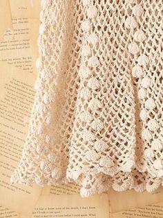 lacy #vintage #crochet