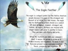 the eagles feather