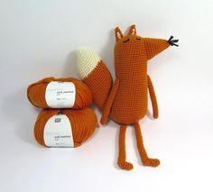 Felix the Fox | Craftsy
