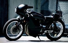 Honda GB250 ClubMan By An-Bu