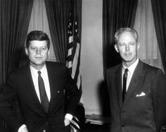 JFK And Wilkinson at the White House. Also, only 60 Days Till Kickoff – Three Truths and One Nugget About The 1960 OU Squad
