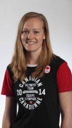 Jessica Gregg (Speed Skating - Short Track)
