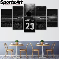 7eac8d497b2 Historic Lebron James Fan Art oil Canvas Painting HD Lebron Wall Art Framed  Ready To Hang Lebron Home Decor Poster Print Lebron Gift Ideas