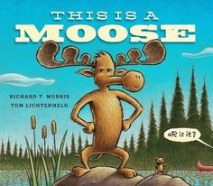 MOOSE? Yes, Moose! When a movie director tries to capture the life of a moose on film, he's in for a big surprise. It turns out the moose has a dream bigger then just being a moose--he wants to be an astronaut and go to the moon.  His forest friends step in to help him, and action ensues. Lots of action. Like a lacrosse-playing grandma, a gigantic slingshot into space, and a flying, superhero chipmunk.