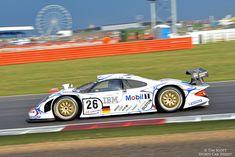 1998 Le Mans-winning Porsche 911 GT1