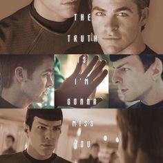 Star Trek Into Darkness this is the part when Kirk dies and before they bring him back:)