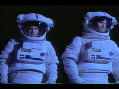 Moontrap (1989) - Sci-Fi - During a routine flight, 2 veteran space shuttle pilots discover an alien artifact and bring it back to Earth. It turns out to be a  extraterrestrial war robot which is able to recycle biological and technical material for its own deadly use. The astronauts are sent to the moon where they discover an ancient humanoid culture and battle the ultimate threat of the war machines heading to Earth. About 1 hour and 23 min.