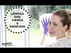 Organize sem Frescuras | Rafaela Oliveira » Arquivos » Como limpar e deixar os Vidros e Espelhos brilhando!