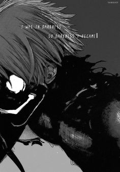 kaneki aaa is it bad that I rlly liked the torture scenes in tokyo ghoul #inthemangaanyway