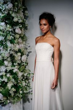 Strapless prettiness - Stewart Parvin The First Time