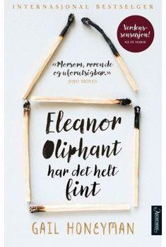 Eleanor Oliphant har det helt fint Reese Witherspoon, Ebooks, Ark, Reading, Word Reading