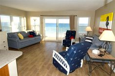 Destin Beach Rentals | Sea Oats Management Company unit 301| Places To Stay In FL